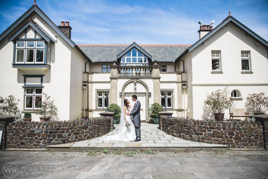 Marquee Wedding | Devon Wedding Photographer | Bride & Groom