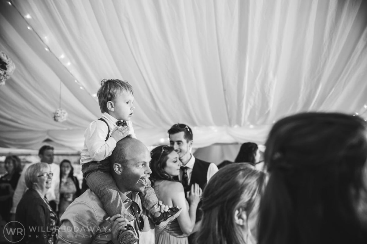 Marquee Wedding | Devon Wedding Photographer | First Dance