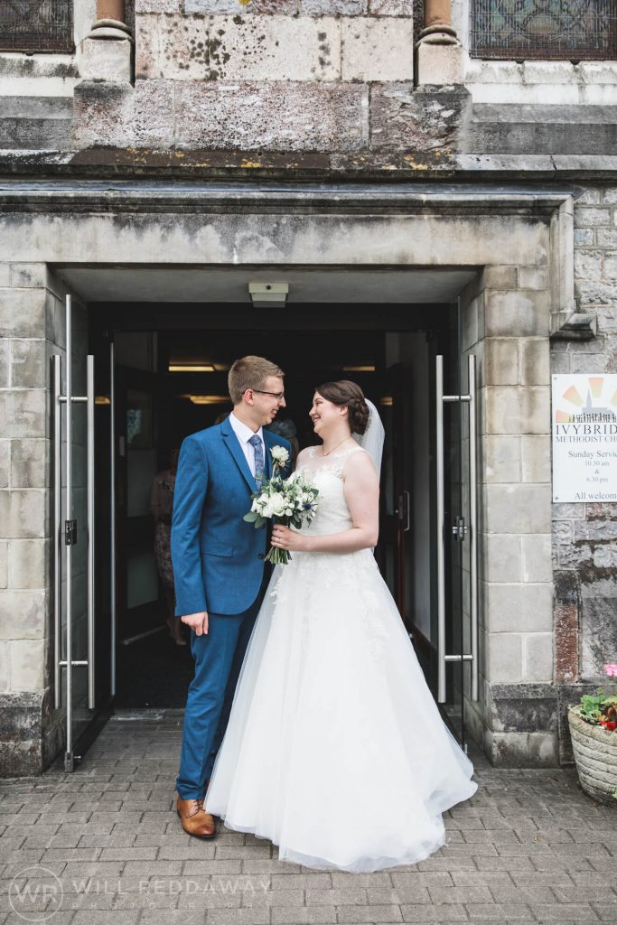New Barton Barns Wedding | Devon Wedding | Ceremony