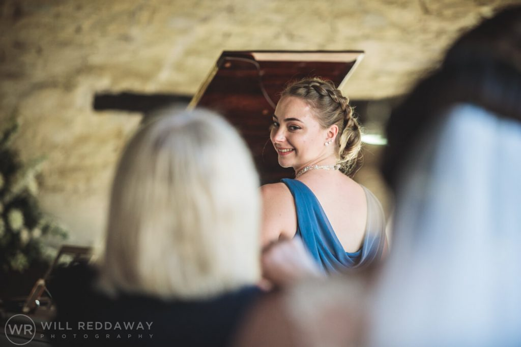 New Barton Barns Wedding | Devon Wedding | Reception