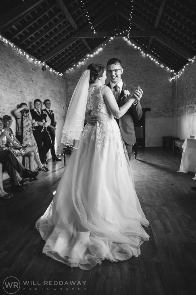 New Barton Barns Wedding | Devon Wedding | First Dance