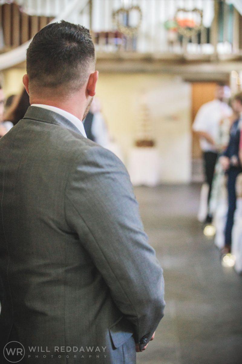 The Oak Barn Wedding | Devon Wedding Photographer | Ceremony