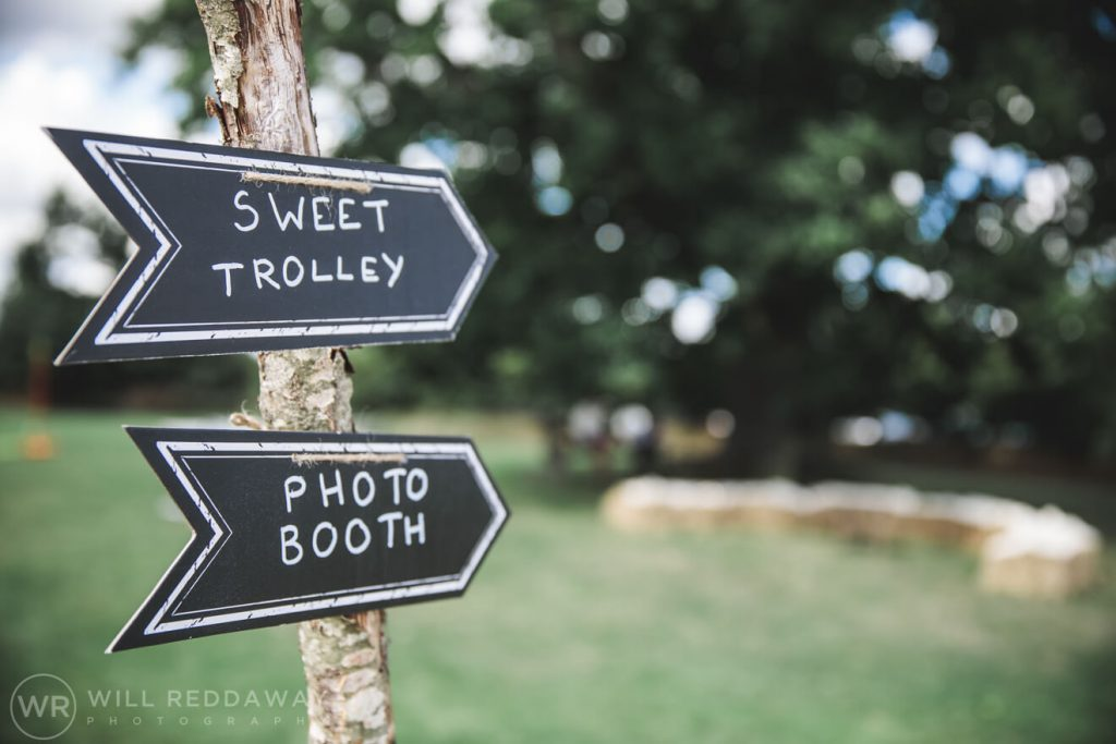 The Oak Barn Wedding | Devon Wedding Photographer | Decoration