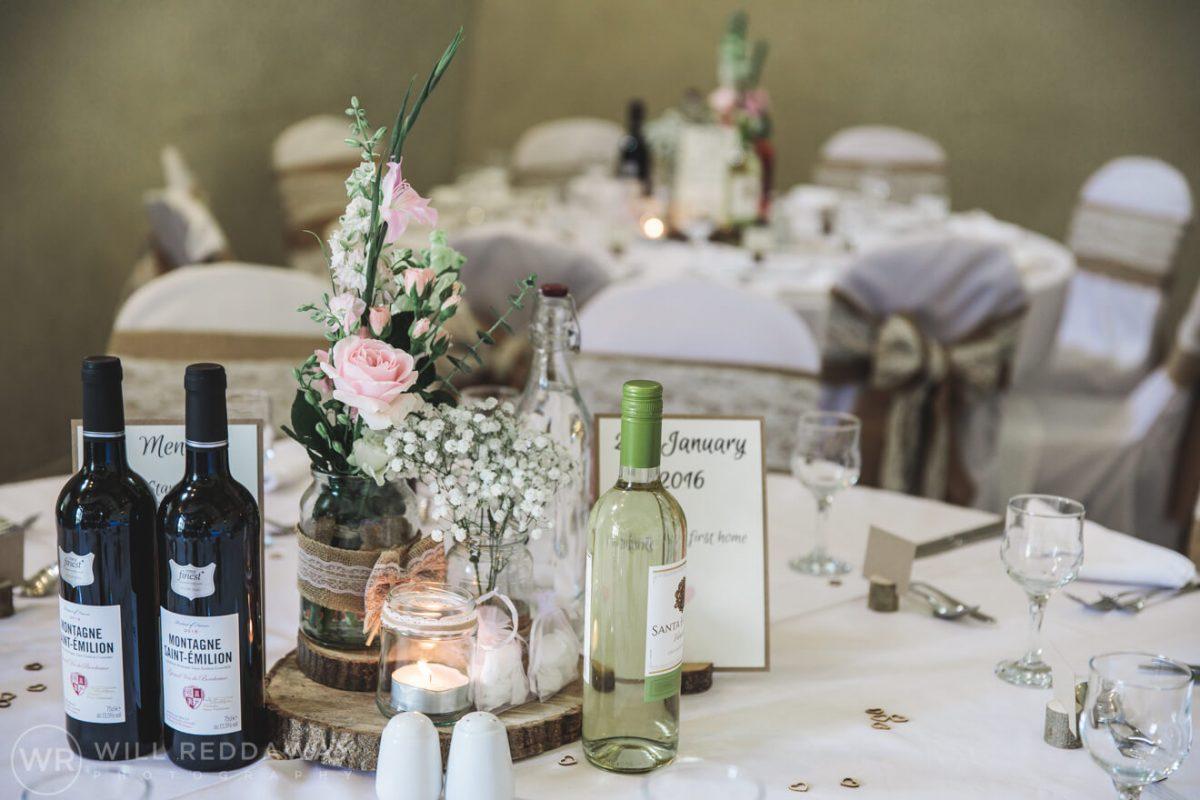 The Oak Barn Wedding | Devon Wedding Photographer | Reception