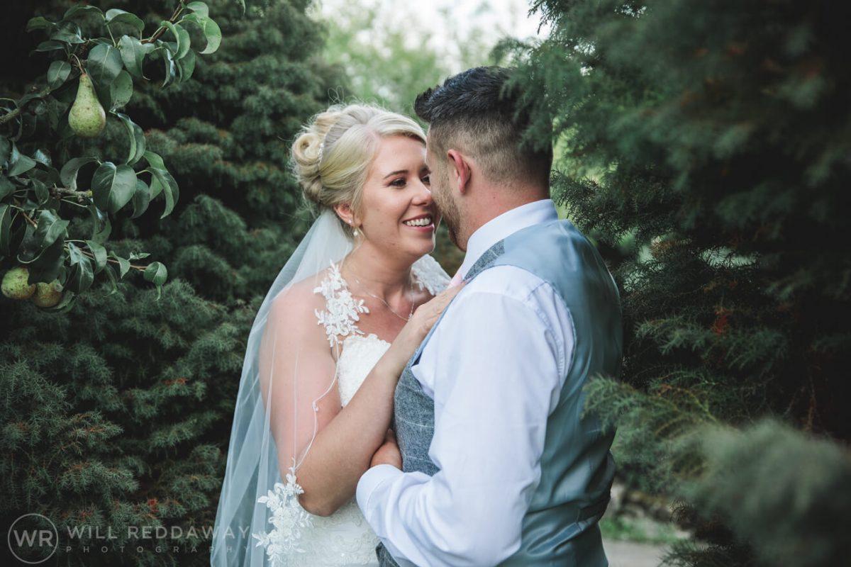 The Oak Barn Wedding | Devon Wedding Photographer | Couple