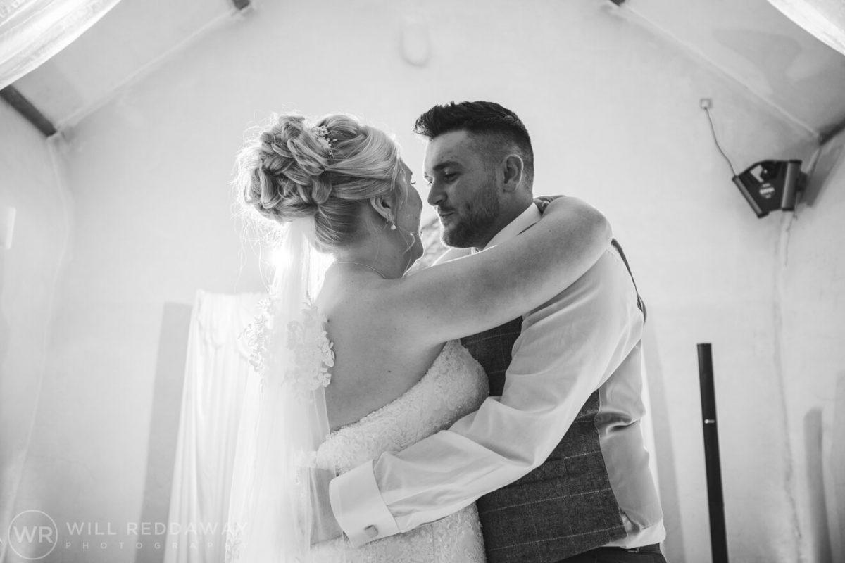The Oak Barn Wedding | Devon Wedding Photographer | First Dance