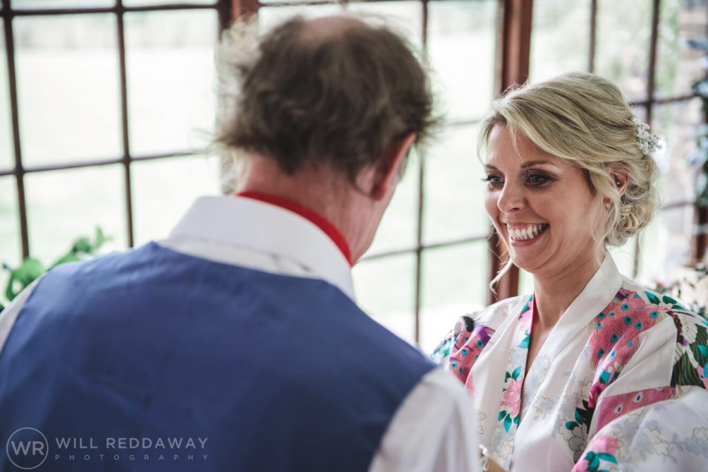 Higher Eggbeer Farm Wedding | Devon Wedding Photography | Bridal Preparations