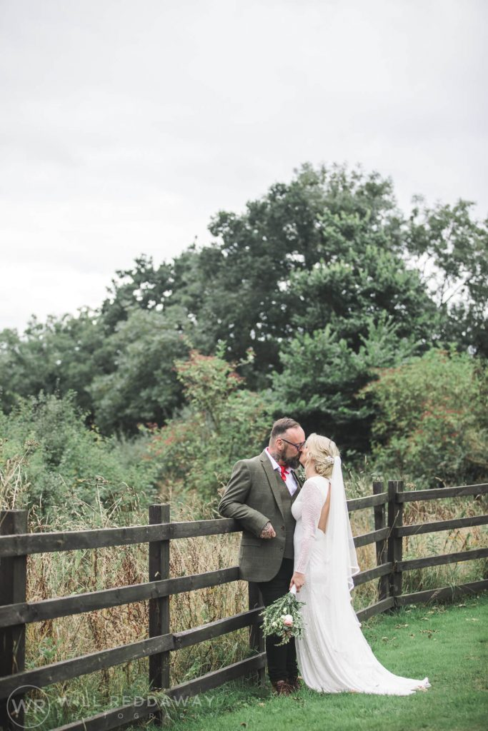 Higher Eggbeer Farm Wedding | Devon Wedding Photographer | Bride & Groom
