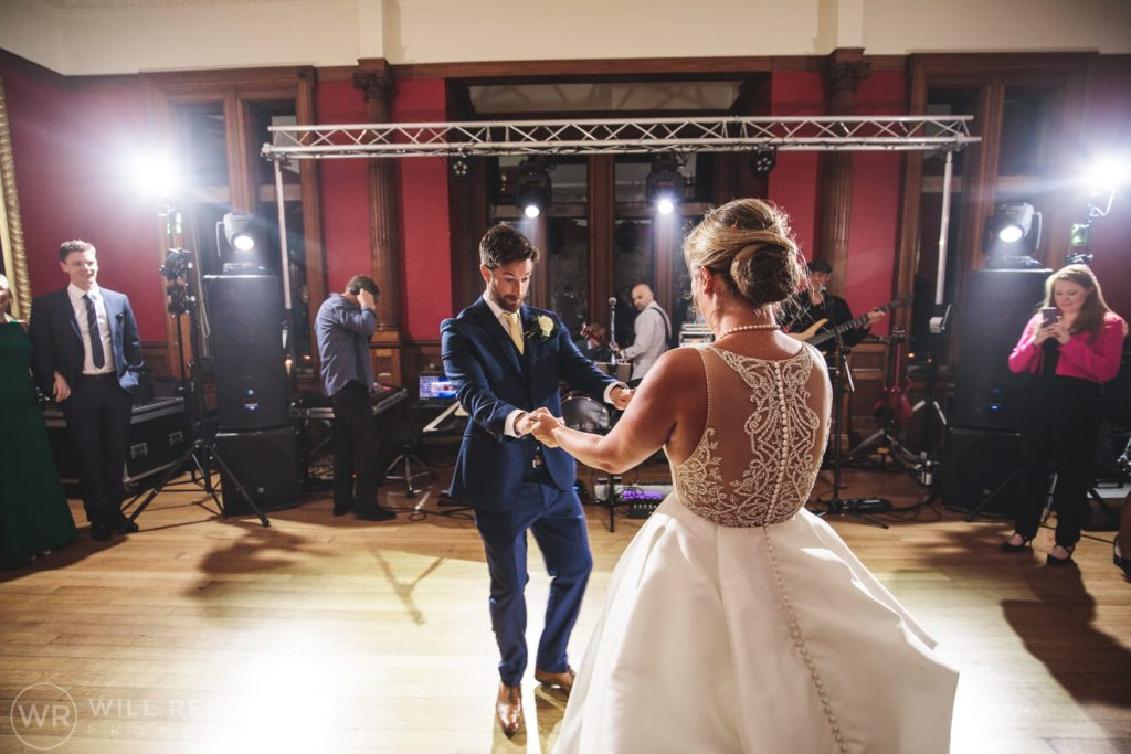 Holne Park House Wedding | Devon Wedding Photographer | First Dance