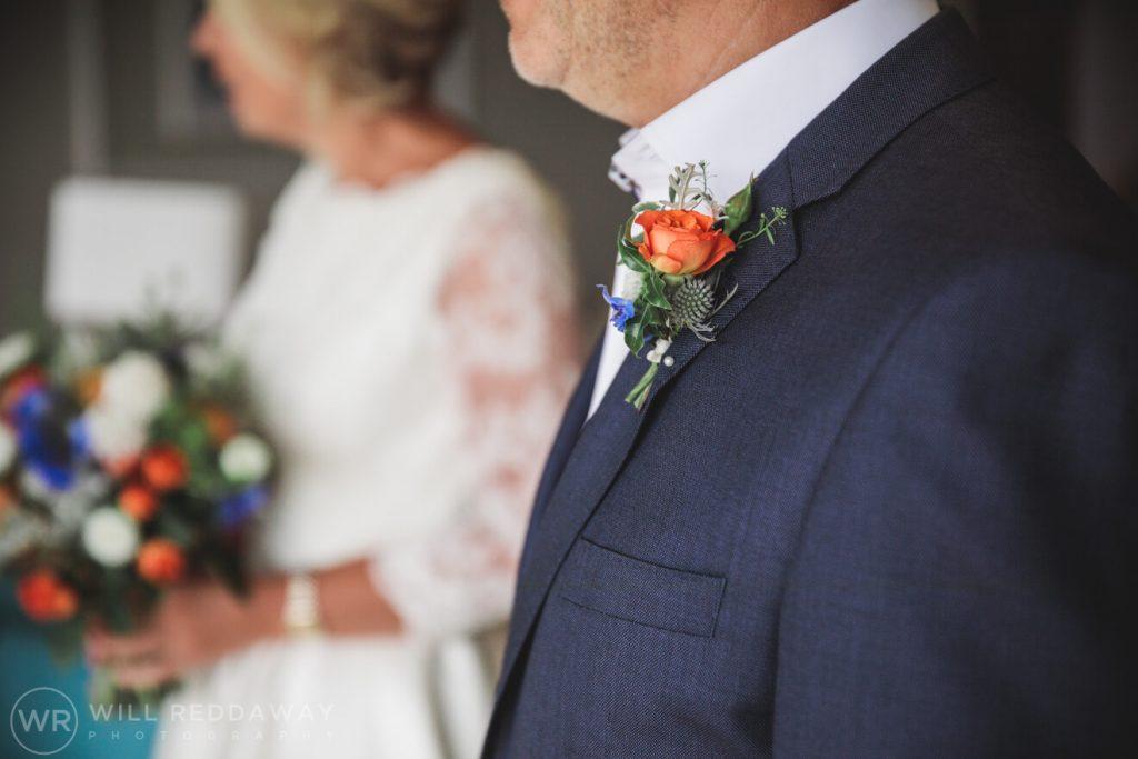 South Hams Wedding | Devon Wedding Photographer | Buttonholes