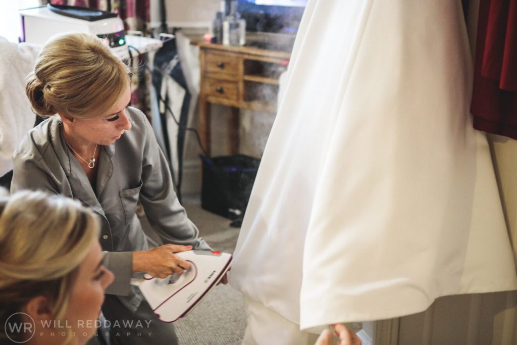 The Stone Barn Wedding | Cheltenham Wedding Photographer | Bridal Preparations