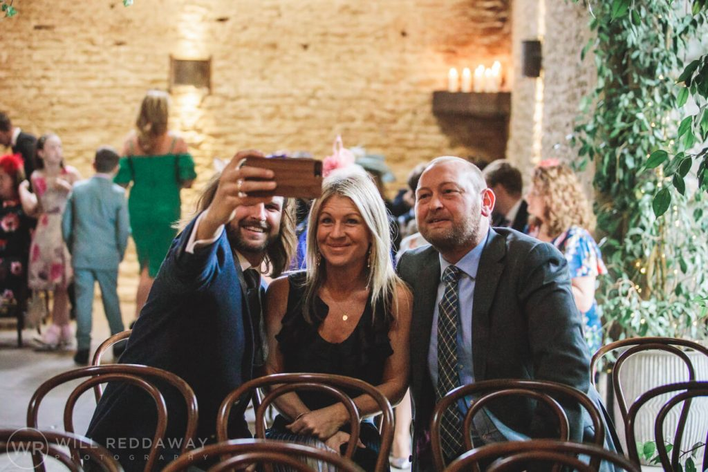 The Stone Barn Wedding | Cheltenham Wedding Photographer | Guests