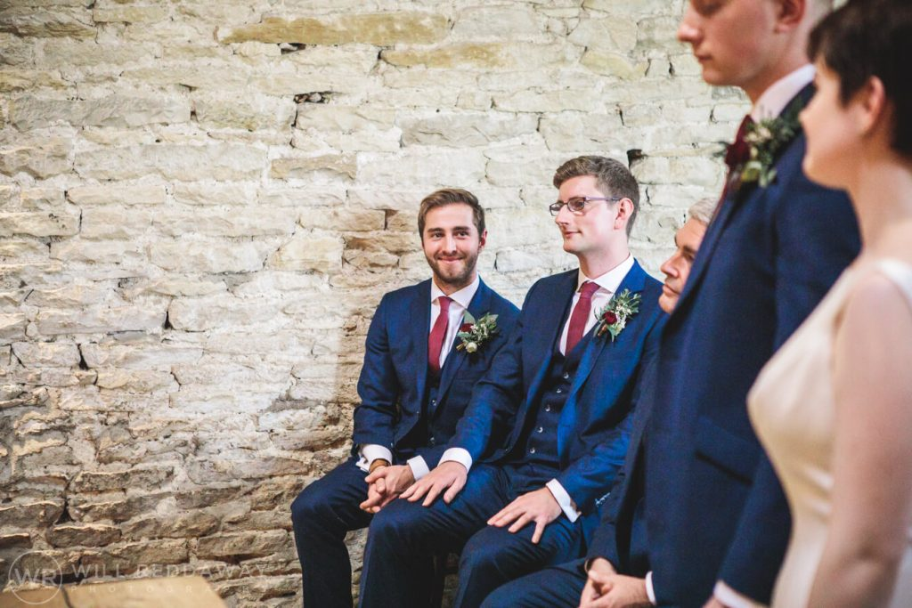The Stone Barn Wedding | Cheltenham Wedding Photographer | Ceremony