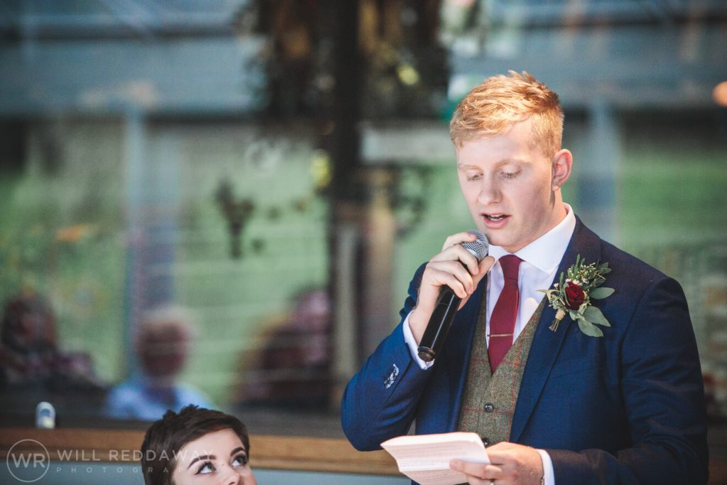 The Stone Barn Wedding | Cheltenham Wedding Photographer | Speeches