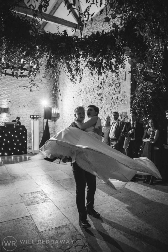 The Stone Barn Wedding | Cheltenham Wedding Photographer | First Dance