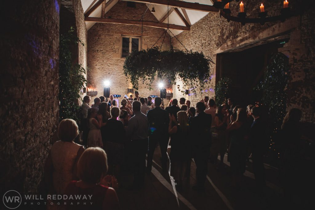 The Stone Barn Wedding | Cheltenham Wedding Photographer | Dancing