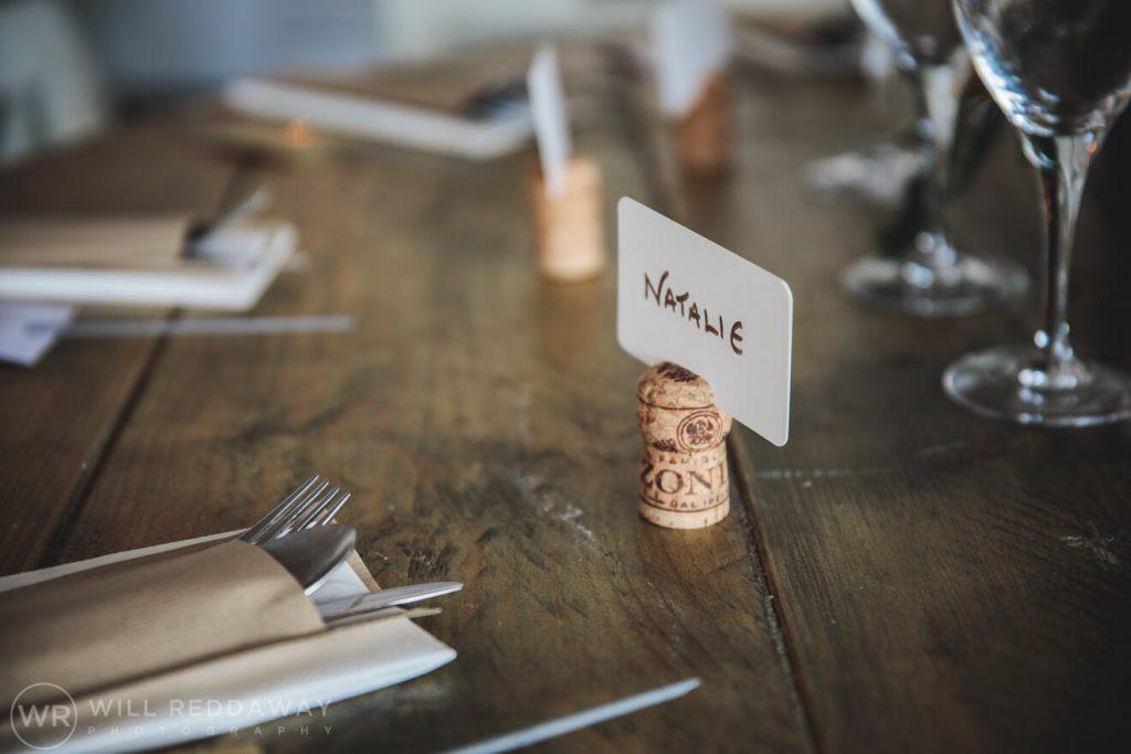 Tunnels Beaches Wedding | Devon Wedding Photographer | Venue Decoration