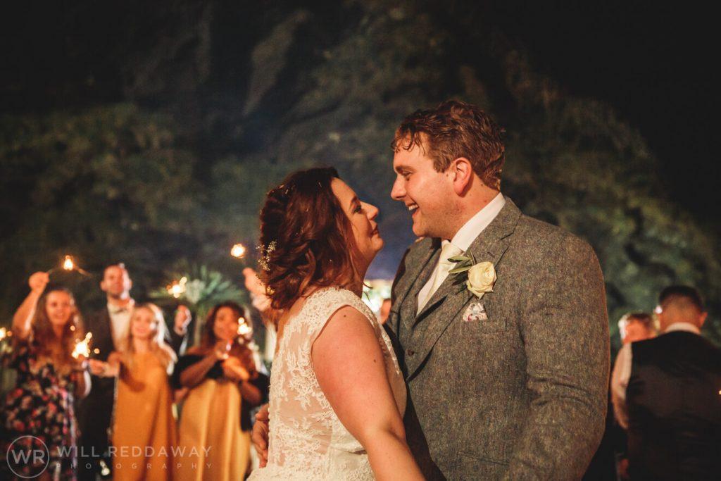 Tunnels Beaches Wedding | Devon Wedding Photographer | First Dance