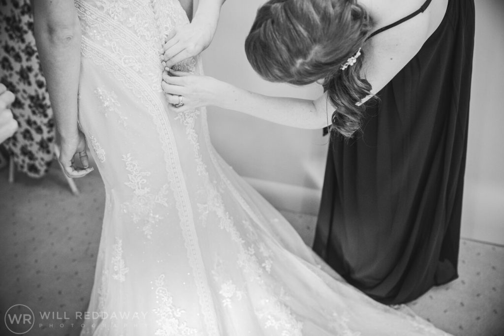St Audries House Wedding | Devon Wedding Photographer | Bridal Preparations