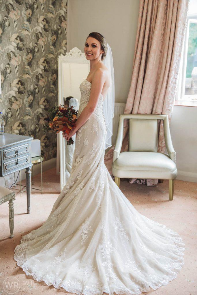 St Audries House Wedding   Devon Wedding Photographer   Bridal Preparations