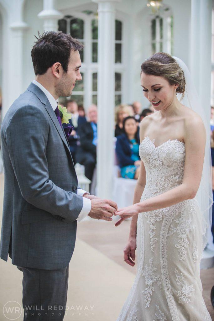 St Audries House Wedding   Devon Wedding Photographer   Ceremony