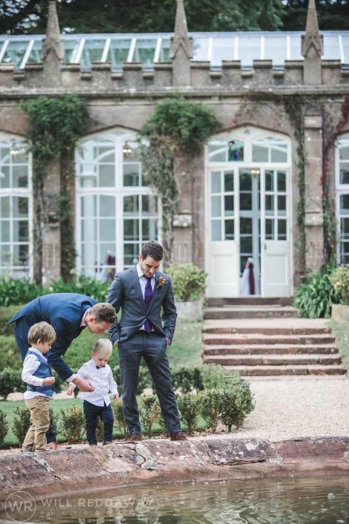 St Audries House Wedding | Devon Wedding Photographer | Guests