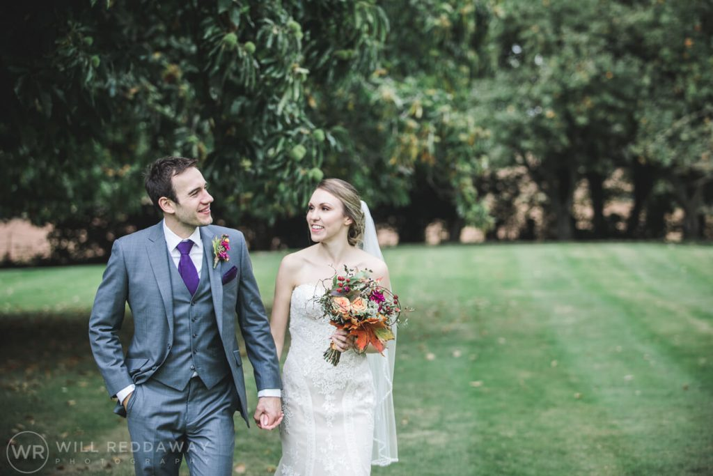 St Audries House Wedding | Devon Wedding Photographer | Bride & Groom
