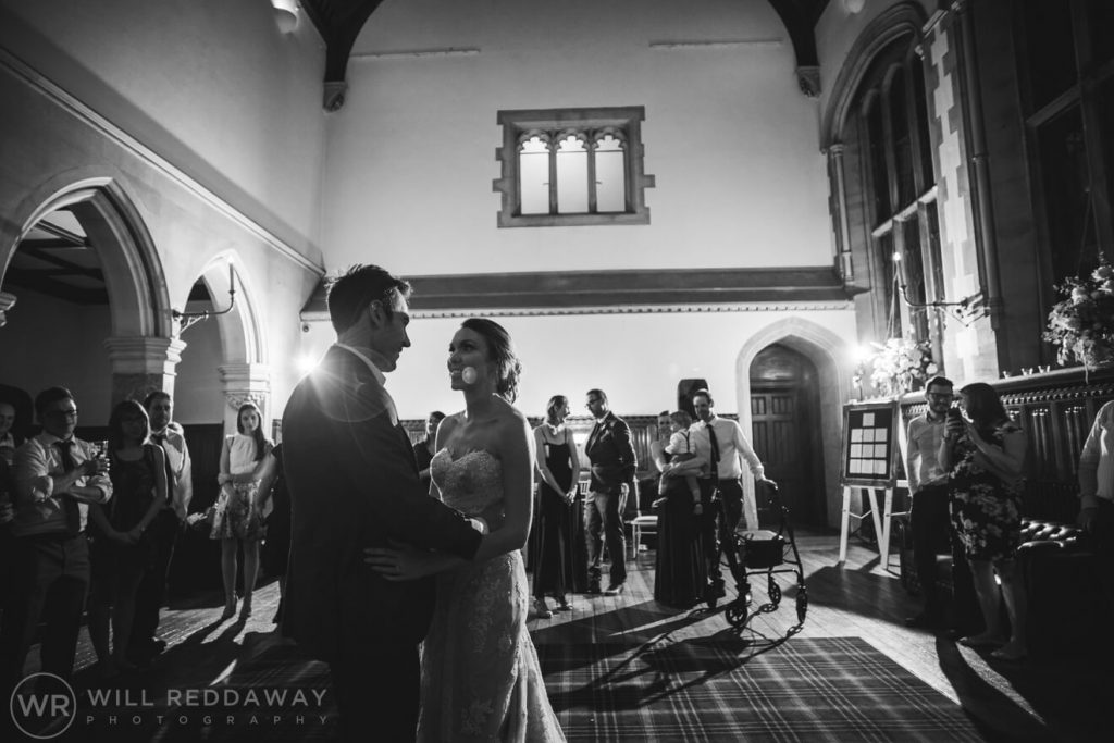 St Audries House Wedding | Devon Wedding Photographer | Dancing