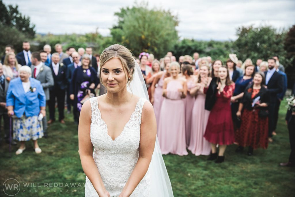 The Oak Barn Wedding | Devon Wedding Photographer | Bride