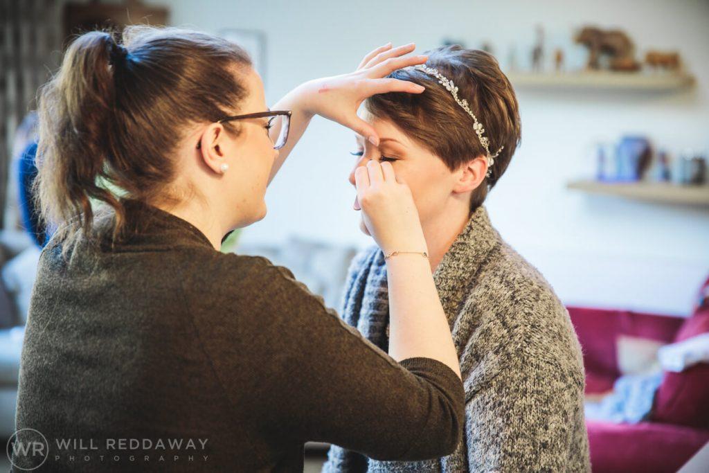 Coed-Y-Mwstwr Hotel | Cardiff Wedding Photographer | Bridal Preparations