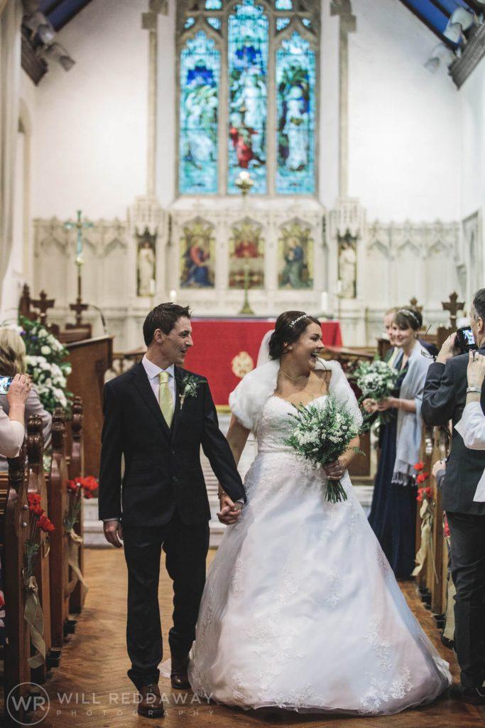 Coed-Y-Mwstwr Hotel | Cardiff Wedding Photographer | Ceremony