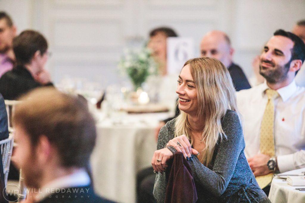 Coed-Y-Mwstwr Hotel | Cardiff Wedding Photographer | Speeches
