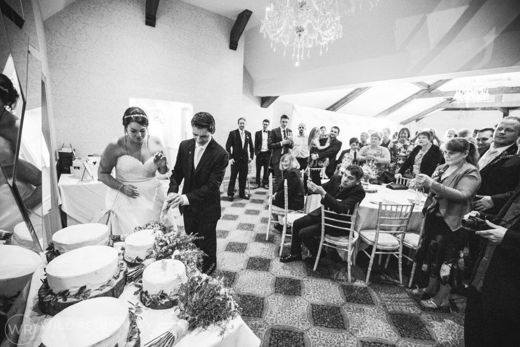 Coed-Y-Mwstwr Hotel | Cardiff Wedding Photographer | Guests