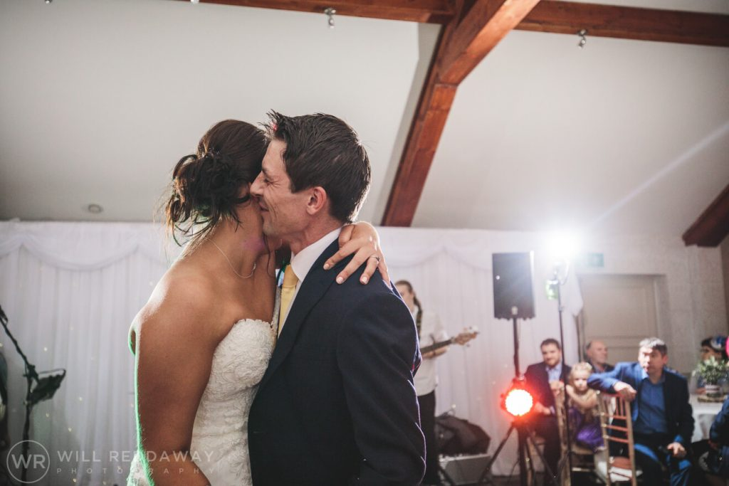 Coed-Y-Mwstwr Hotel | Cardiff Wedding Photographer | First Dance