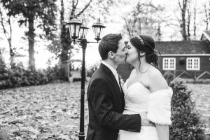 Coed-Y-Mwstwr Hotel | Cardiff Wedding Photographer | Bride & Groom