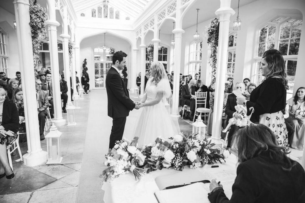 St Audries Park Wedding   Somerset Wedding Photographer   Ceremony