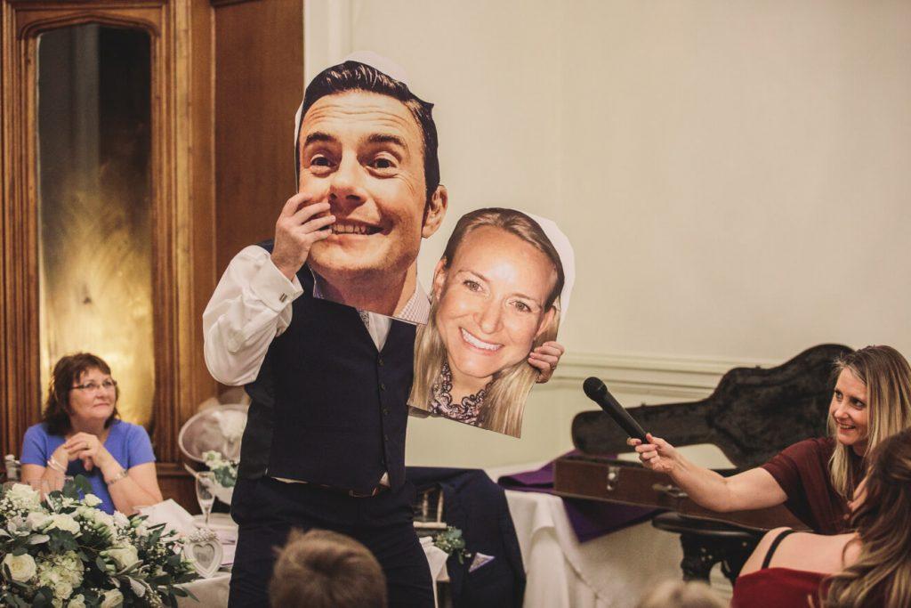 St Audries Park Wedding   Somerset Wedding Photographer   Reception