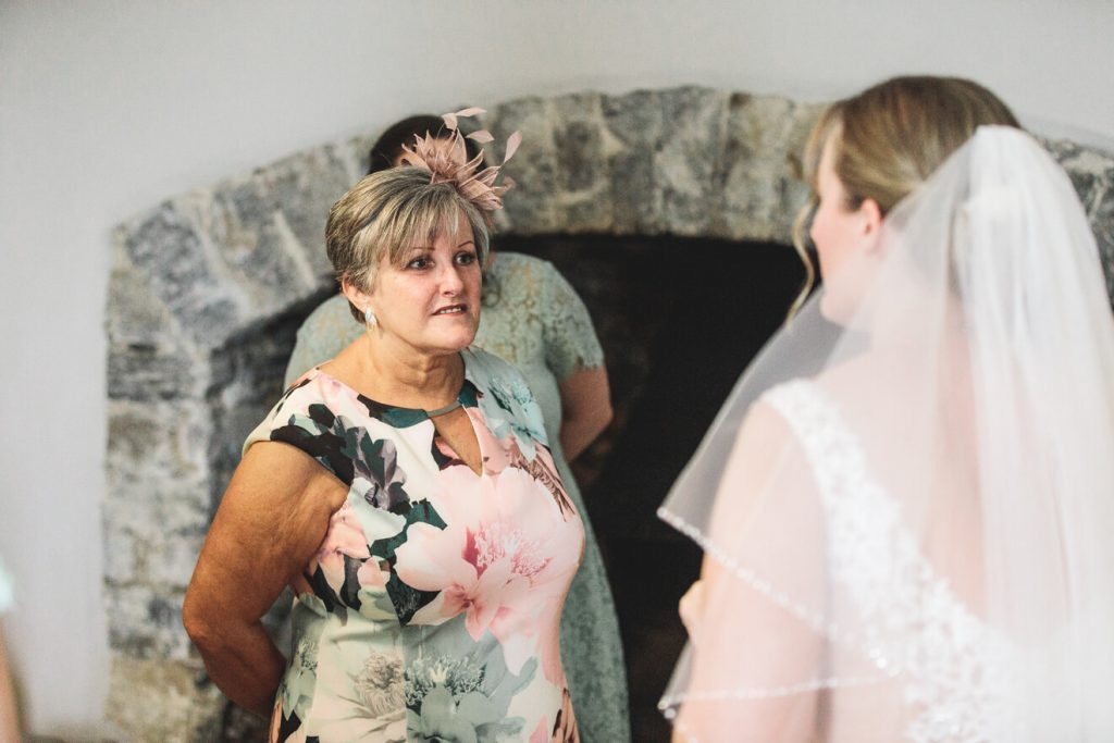 Dartington Hall Wedding | Devon Wedding Photographer | Bridal Preparations