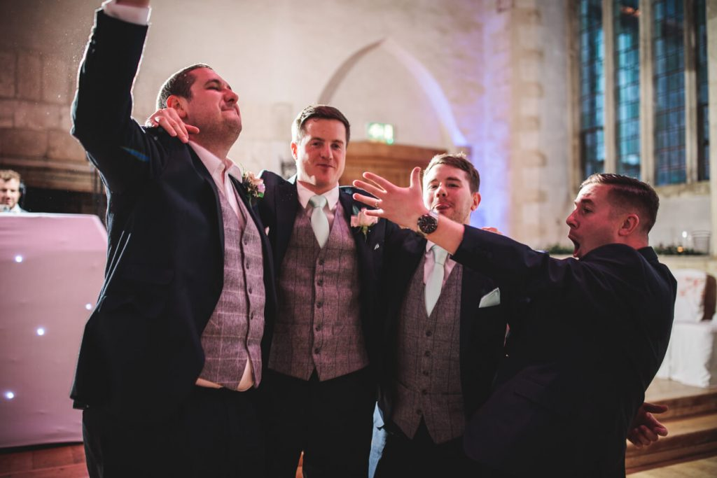 Dartington Hall Wedding | Devon Wedding Photographer | Evening Reception