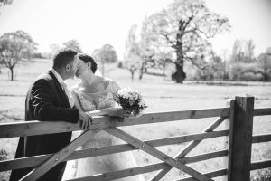 Rockbeare Manor Wedding | Devon Wedding | Bride & Groom