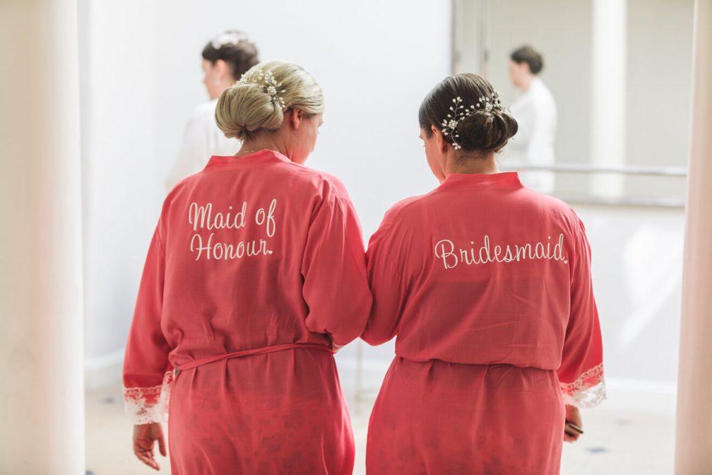 Rockbeare Manor Wedding | Devon Wedding | Bridal Preparations