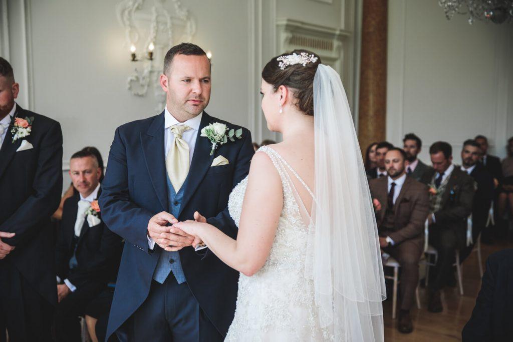 Rockbeare Manor Wedding   Devon Wedding   Ceremony