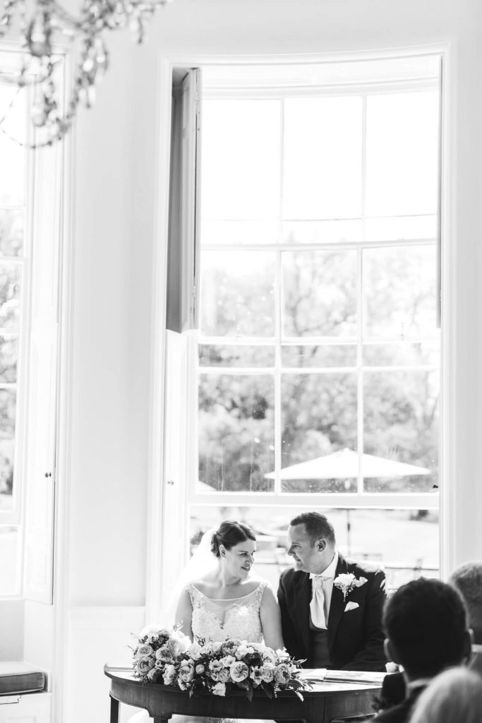 Rockbeare Manor Wedding | Devon Wedding | Ceremony