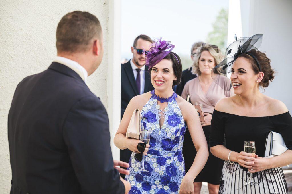 Rockbeare Manor Wedding | Devon Wedding | Reception