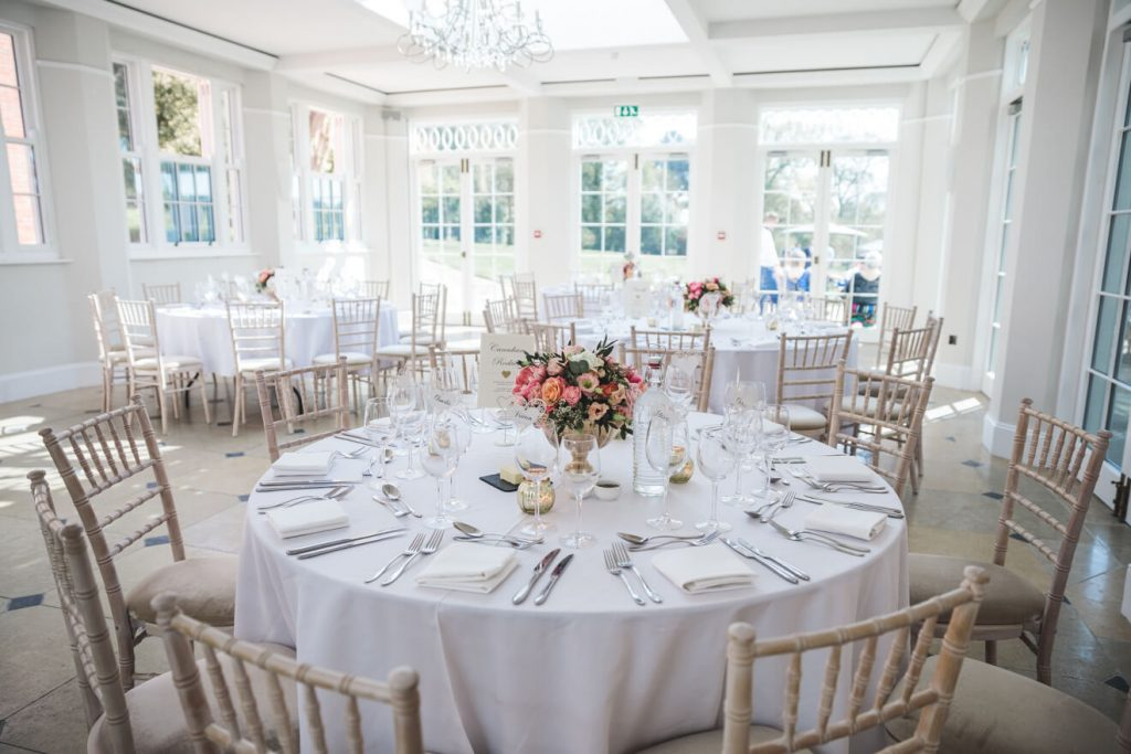 Rockbeare Manor Wedding | Devon Wedding | Reception