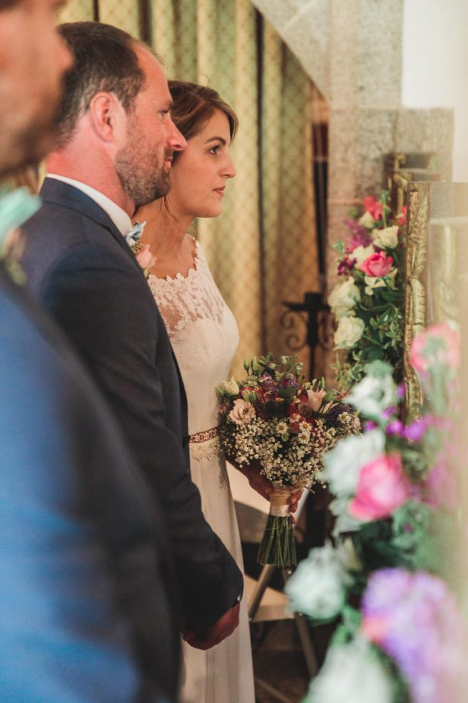Polzeath Wedding | Cornwall Wedding Photographer | Ceremony