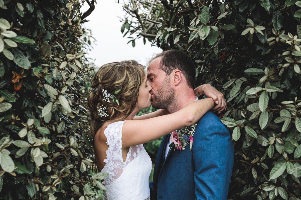 Polzeath Wedding | Cornwall Wedding Photographer | Bride & Groom