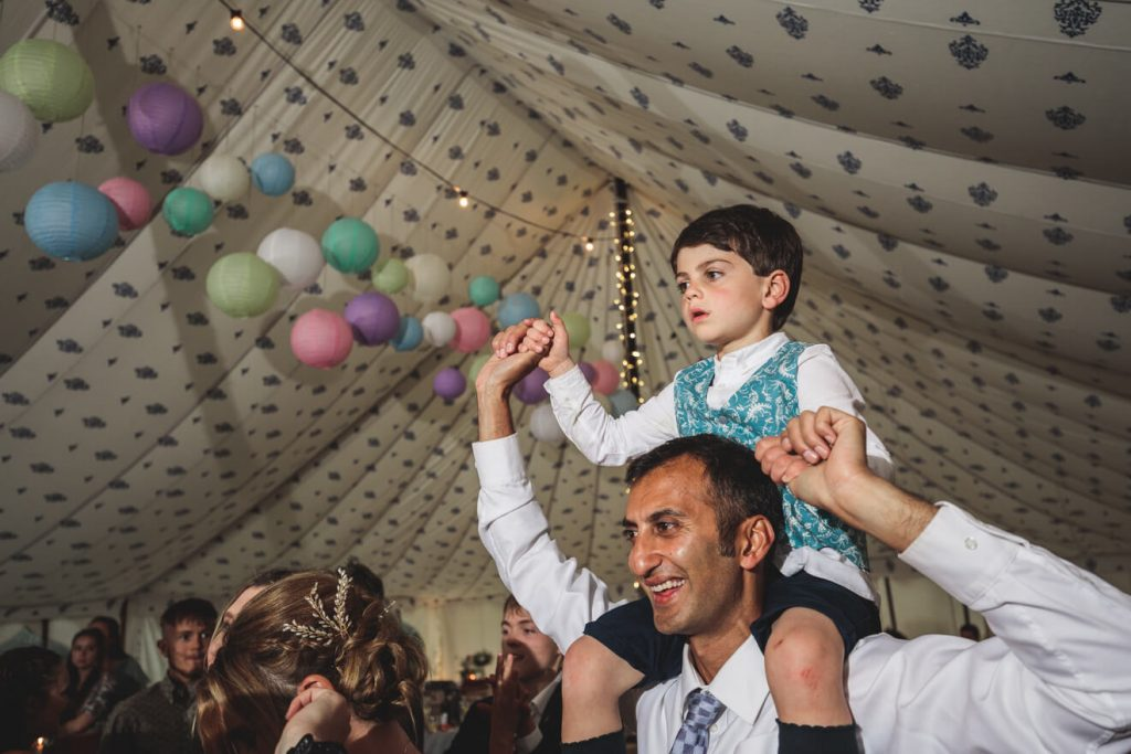 Polzeath Wedding | Cornwall Wedding Photographer | Party