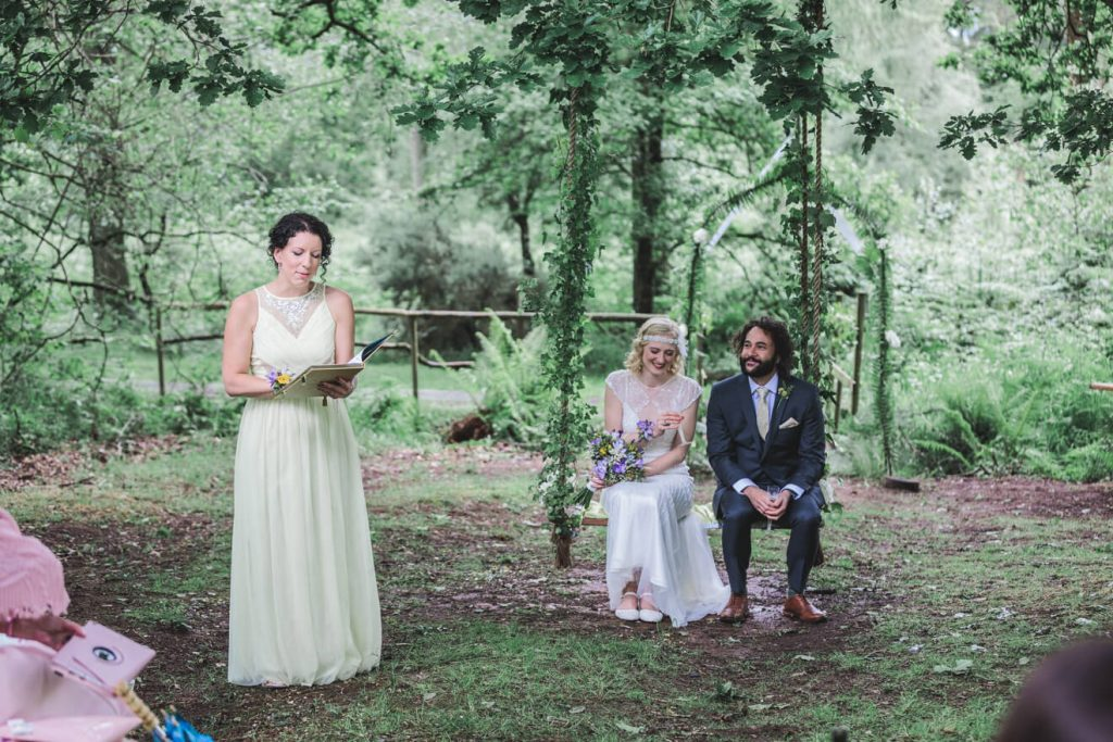 Middle Coombe Farm Wedding | Devon Wedding Photographer | Reception