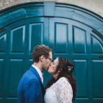 Mapperton House Wedding | Dorset Wedding Photographer | Bride & Groom